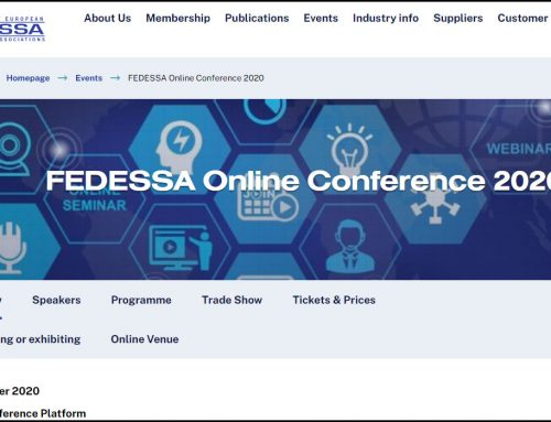 FEDESSA Online Conference Oct. 6-7th 2020