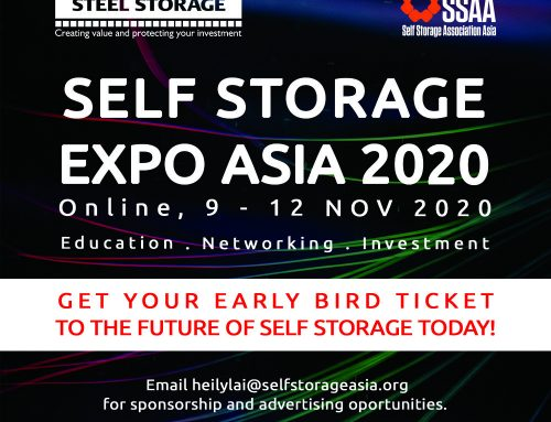Self Storage Expo Asia – Nov. 9-12th 2020